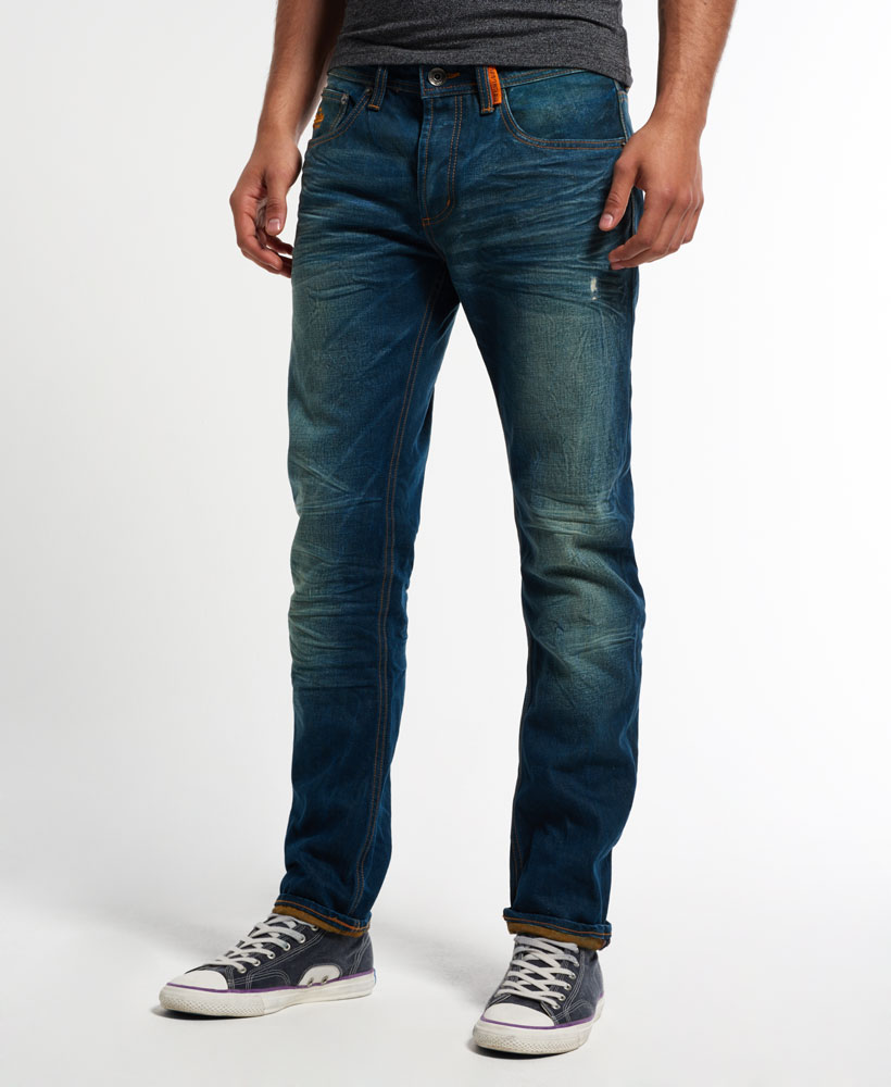 2f0a689b Sentinel New Mens Superdry Copperfill Loose Jeans Riveter Vintage