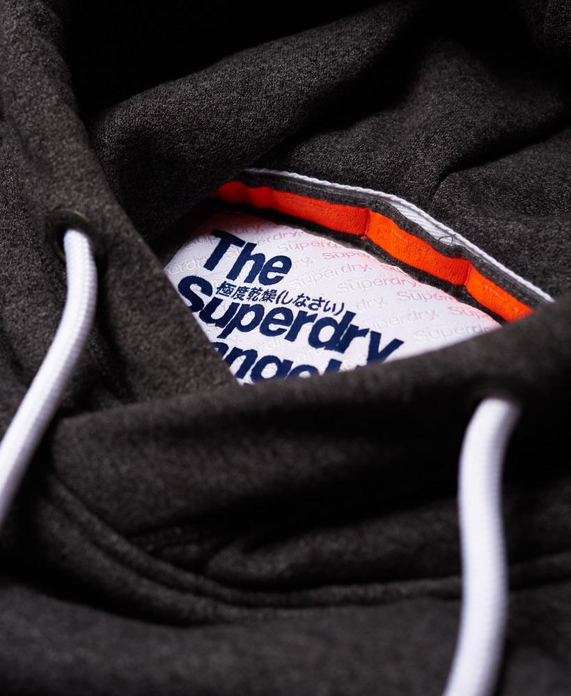 c38c9402fab82d New Mens Superdry Orange Label Urban Cali Hoodie Bolt Charcoal Grit ...