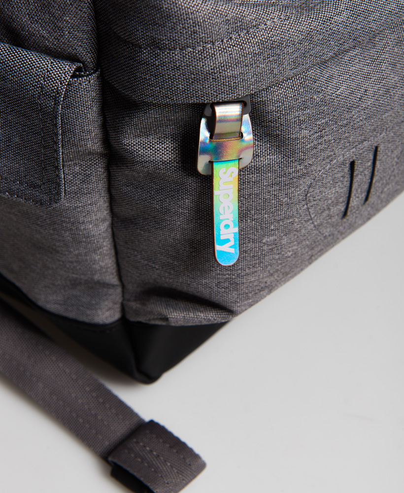 Details about Superdry NEW Kaledo Montana Pencil Case Light Grey Marl BNWT