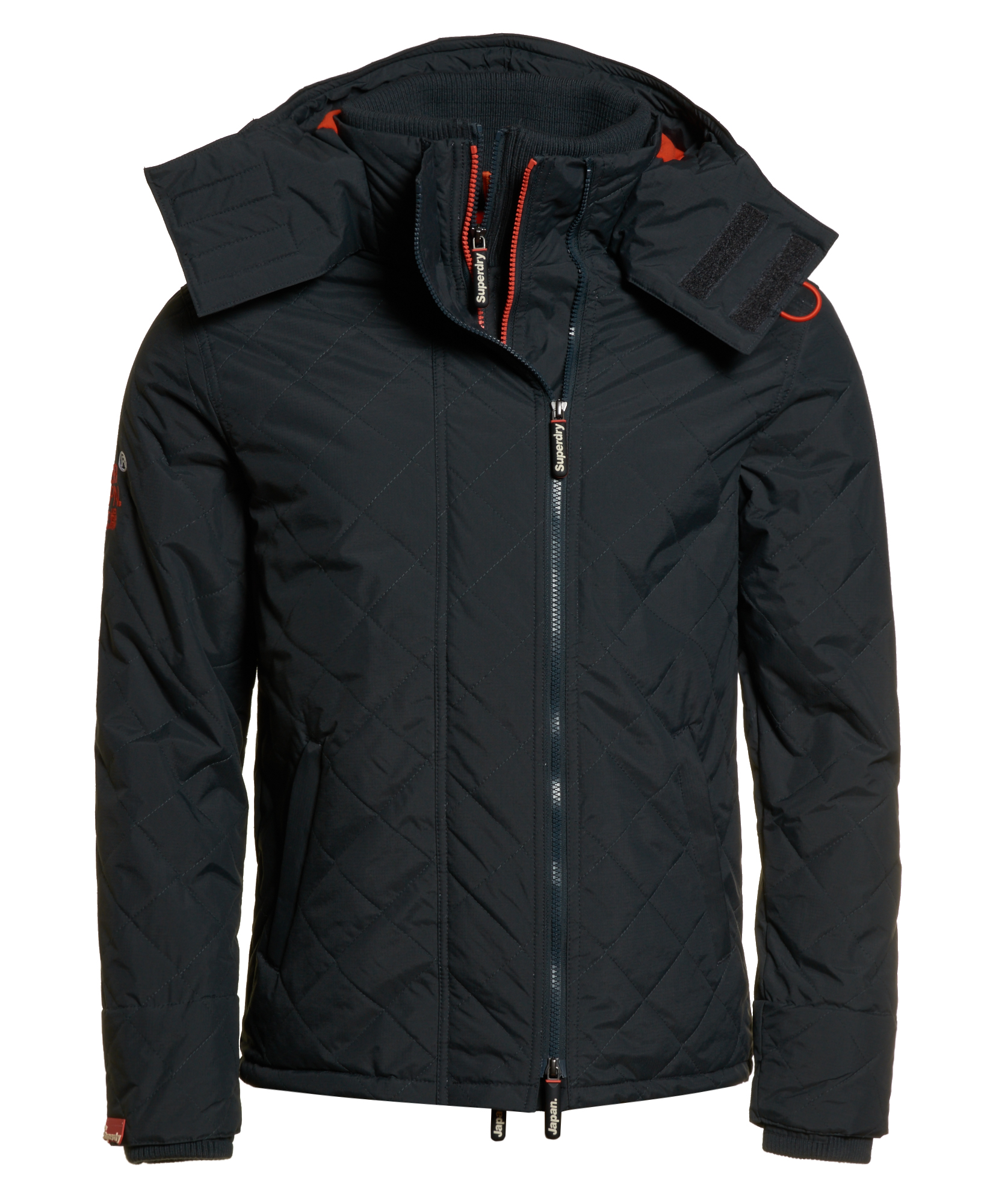 Superdry Veste à capuche à matelassage Polar SD-Windcheater