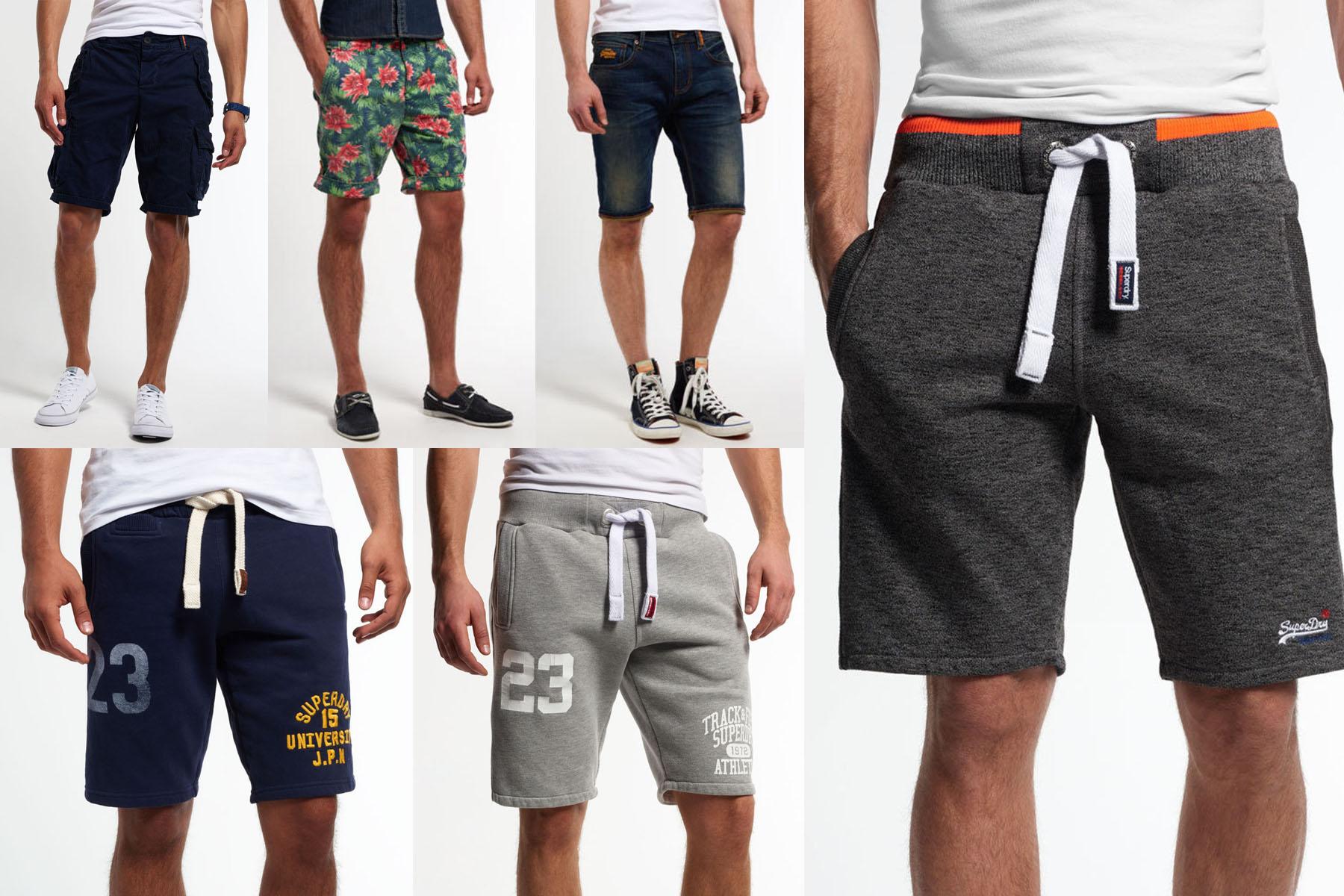 Luxusmode Online-Verkauf bestbewertet billig Detalles de Nueva Superdry caballeros shorts dif. modelos y colores.- ver  título original