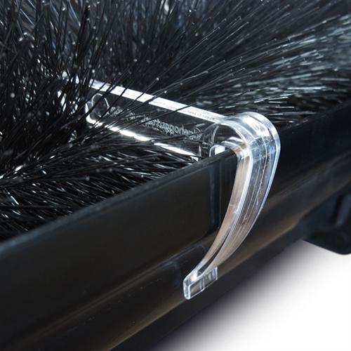 20 Plastic Gutter Clips For Securing Hedgehog Gutter Guard