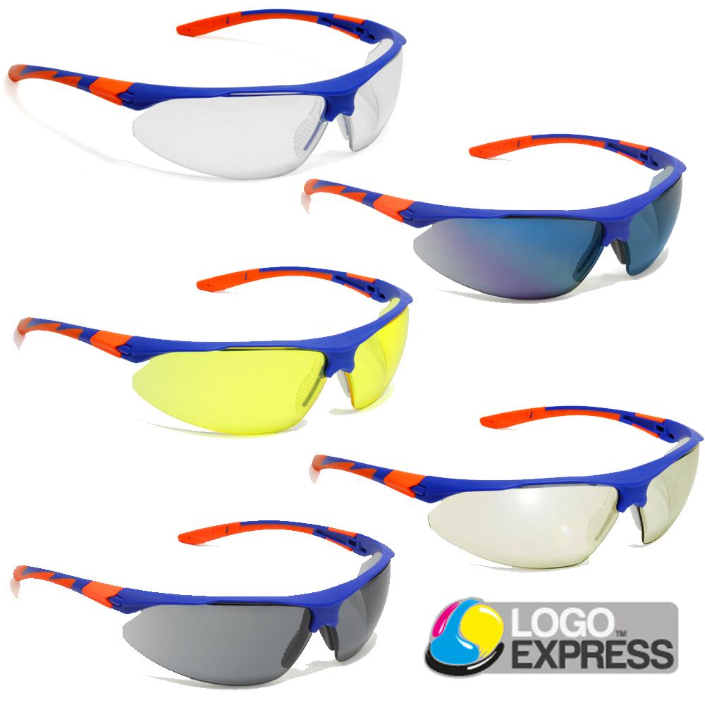 Jsp Stealth 9000 Safety Glasses Specatacles Light 25g