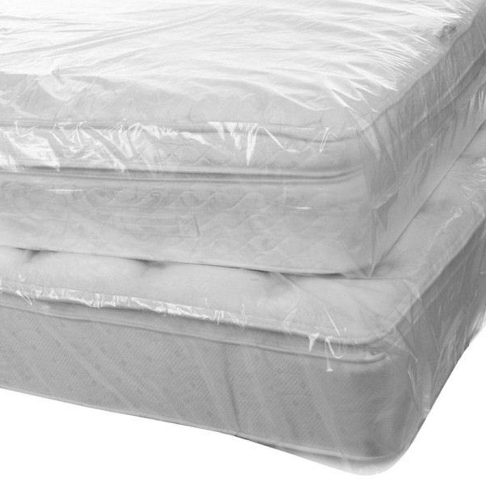 plastic mattress cover. GroundMaster-Durable-Mattress-Cover-Protective-Plastic-Storage-Bed- Plastic Mattress Cover T