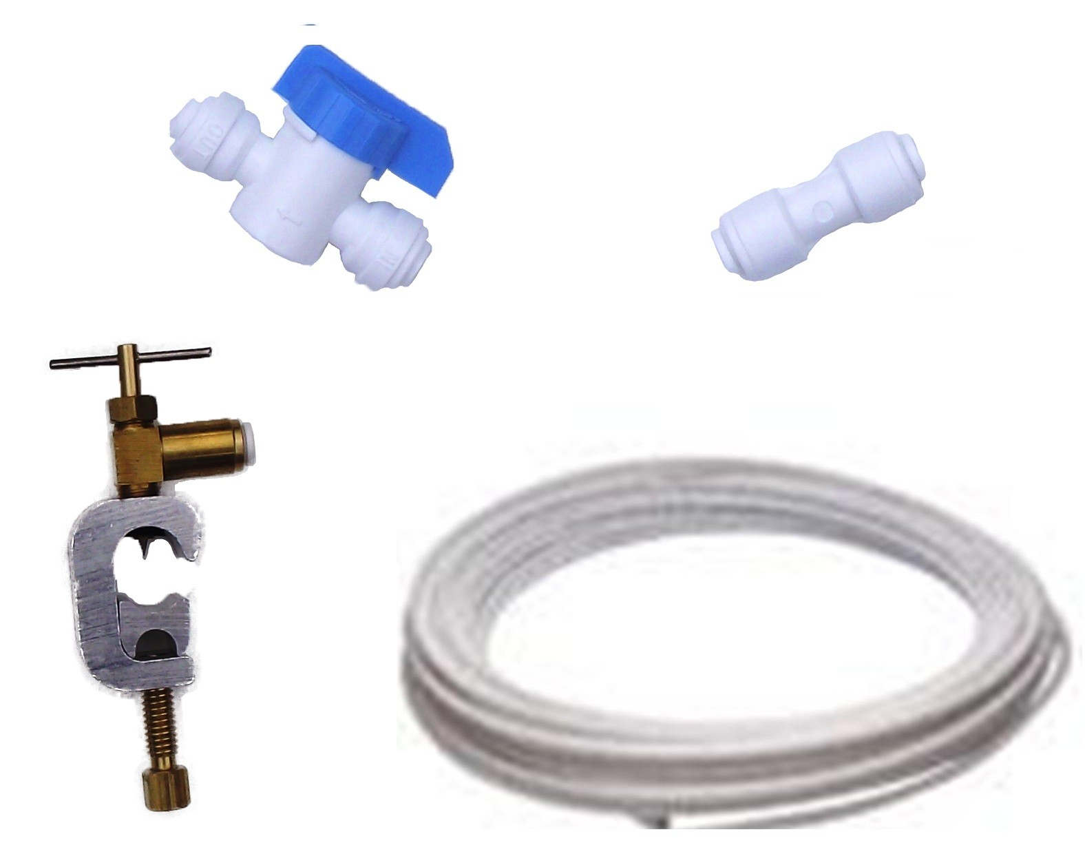 American Fridge Water Filter Plumbing Fitting Connection
