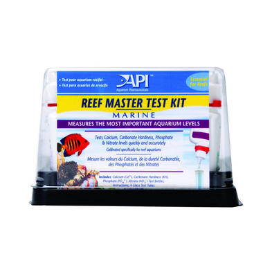 Liquid Reef Master Kit - API Aquarium