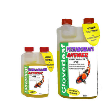 Cloverleaf Permanganate Answer Treatment