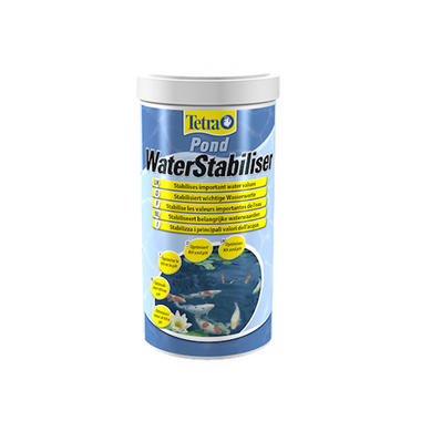 Tetra Pond Water Stabiliser Treatment 1.2kg