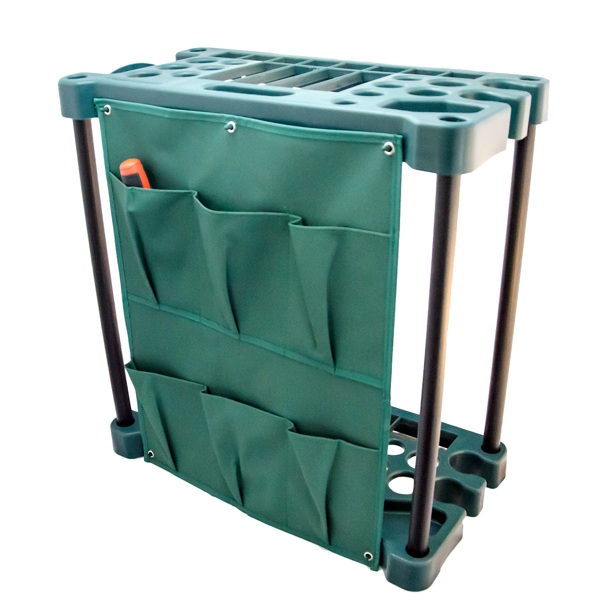 Garden Sheds Jersey Channel Islands garden tool storage rack gardening caddy shed equipment holder