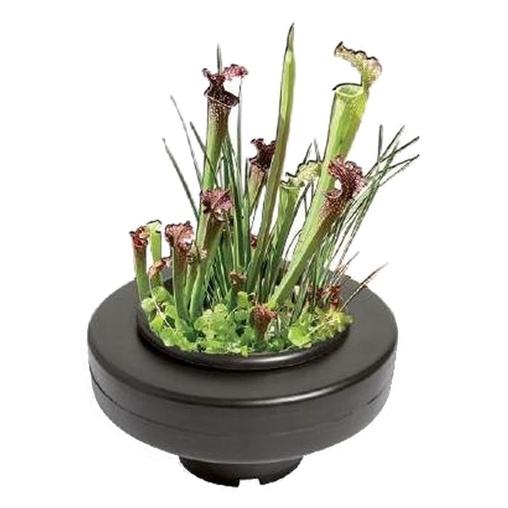 Superfish round floating plant basket for Floating plant pots