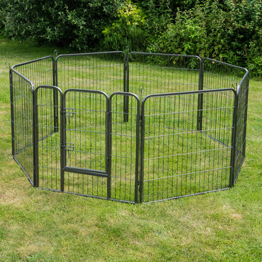 8 Side Heavy Duty Pet Playpens - Pisces