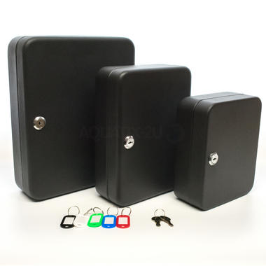 KCT Wall Mounted Metal Key Box Cabinets