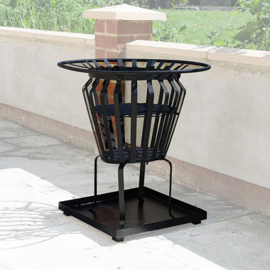 Patio Brazier Fire Pit - KCT