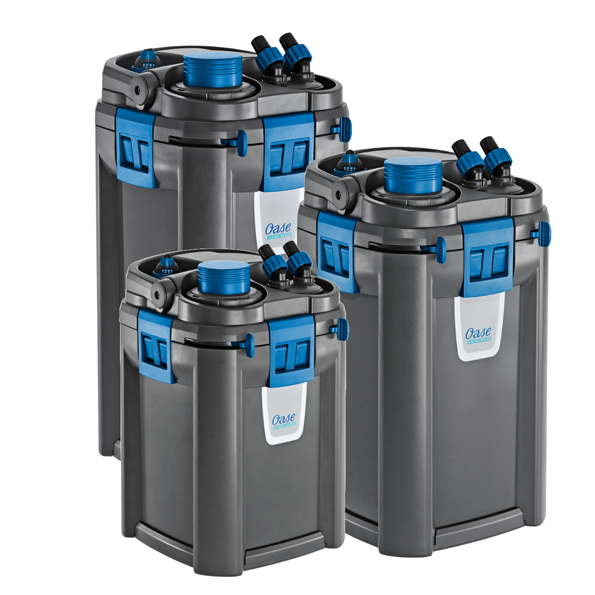 Biomaster thermo external aquarium filter oase for Filtration aquarium