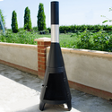 Contemporary Chiminea - KCT