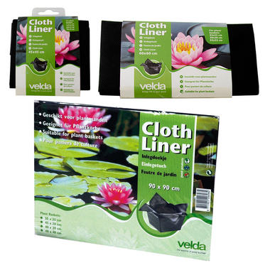 Velda Cloth Basket Liners