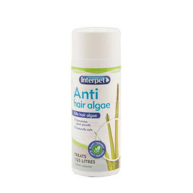 Interpet Anti Hair Algae Aquarium Treatment 125ml
