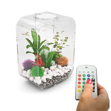 BiOrb Life 15L Clear Aquarium with MCR LED Lighting