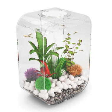 BiOrb Life 15L Clear Aquarium with Standard LED Lighting