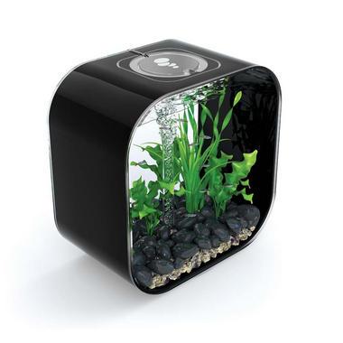 BiOrb Life 30L Black Aquarium with Intelligent LED Lighting