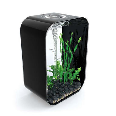 BiOrb Life 60L Black Aquarium with Intelligent LED Lighting