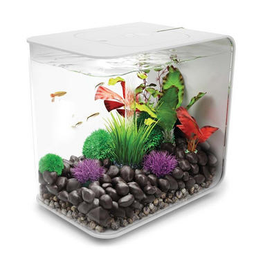 BiOrb Flow 30L White Aquarium with Standard LED Lighting