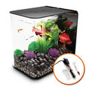 BiOrb Flow 30L Black with LED Lighting & Heater