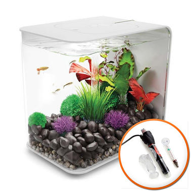 BiOrb Flow 30L White with LED Lighting & Heater