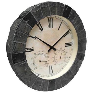 Wall Mounted Mosaic Effect Clock