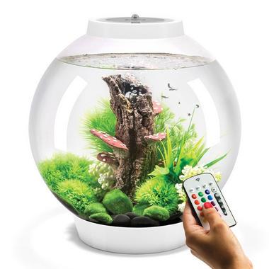 BiOrb Classic 30L White Aquarium with MCR LED Lighting