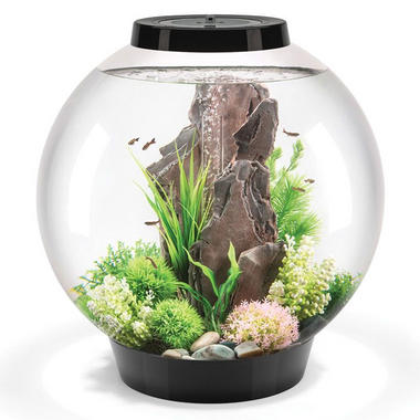 BiOrb Classic 60L Black Aquarium with Standard LED Lighting
