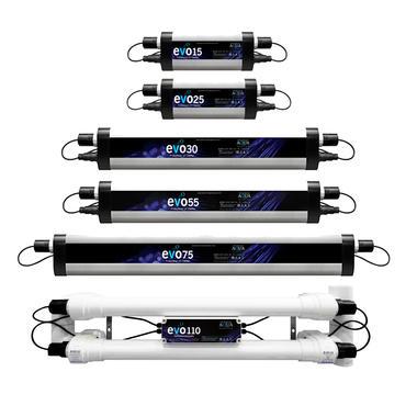 EvoUV Pond Clarifiers - Evolution Aqua