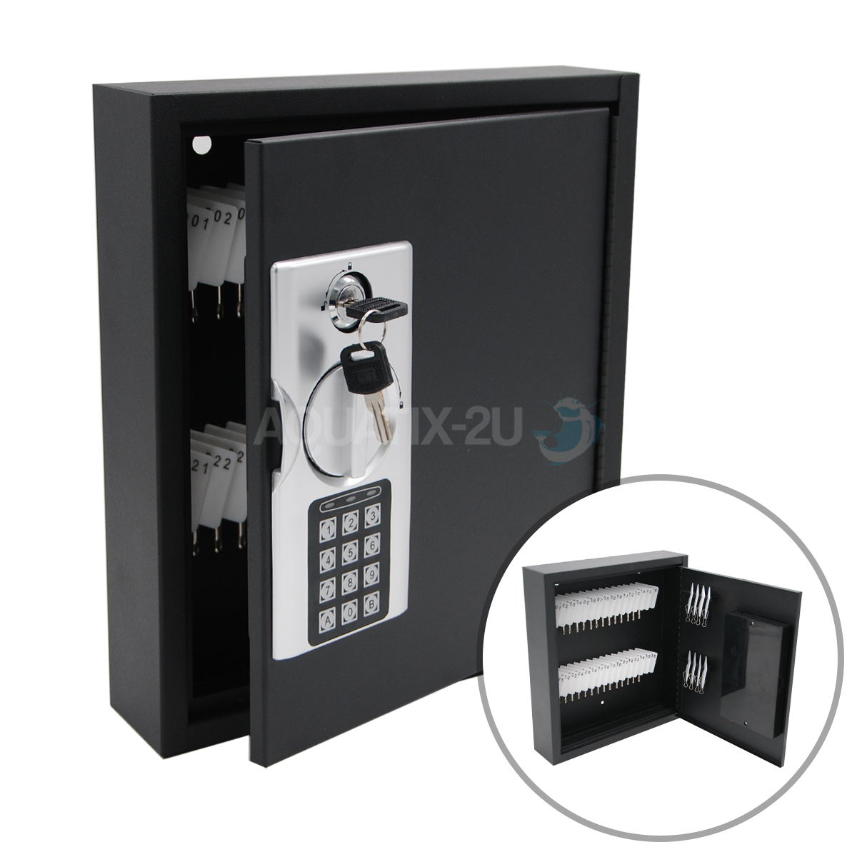 40 key electronic digital key safe cabinet combination for Best home office electronics