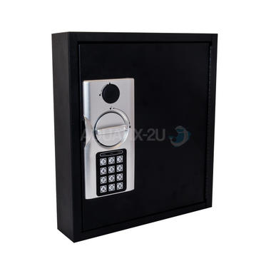 Home Wall Mounted Electronic 40 Key Cabinet
