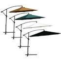 3m Large Hanging Garden Parasols - Pisces