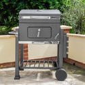 Deluxe Charcoal BBQ Grill