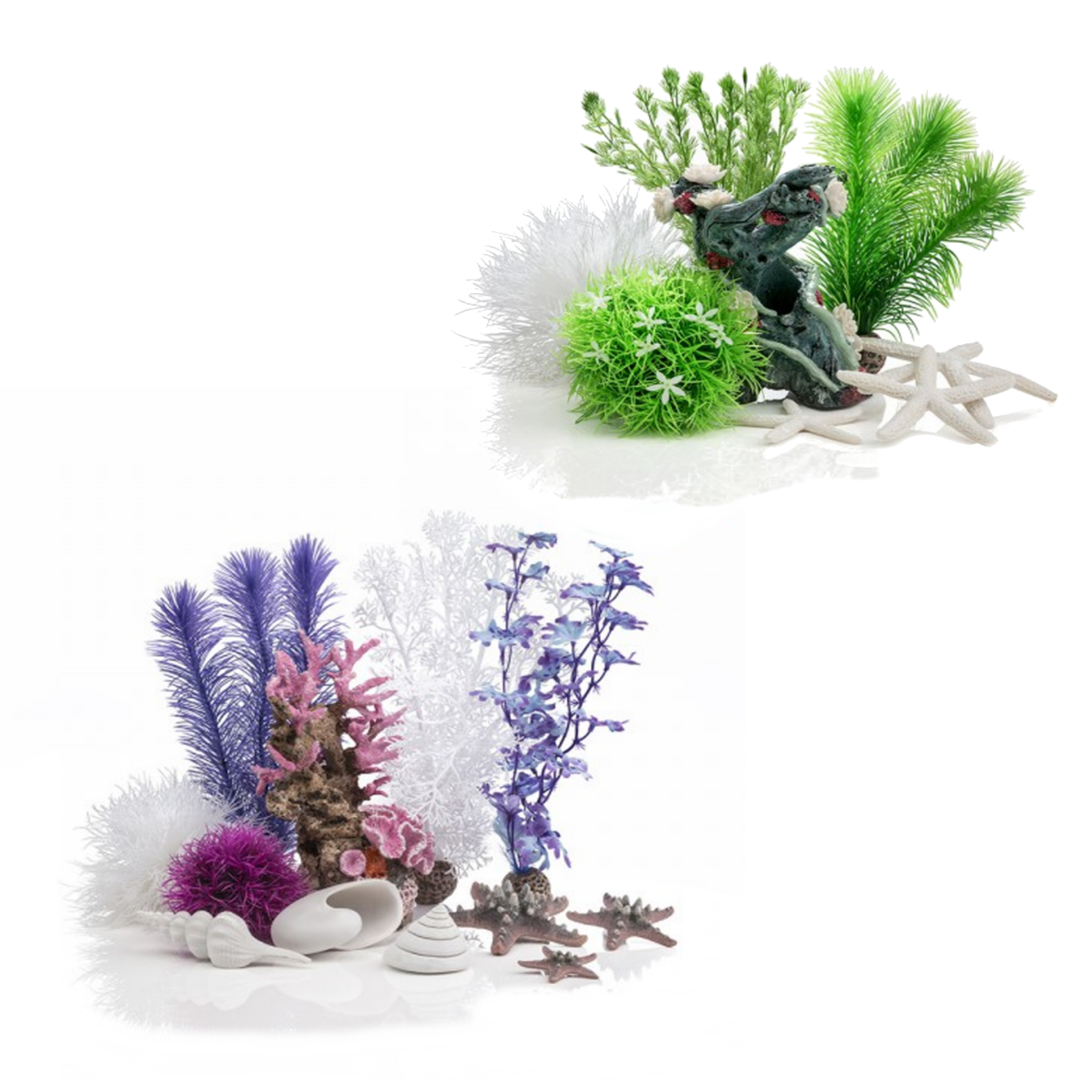 Oase biorb aquarium complete decor sets for Aquarium decoration set
