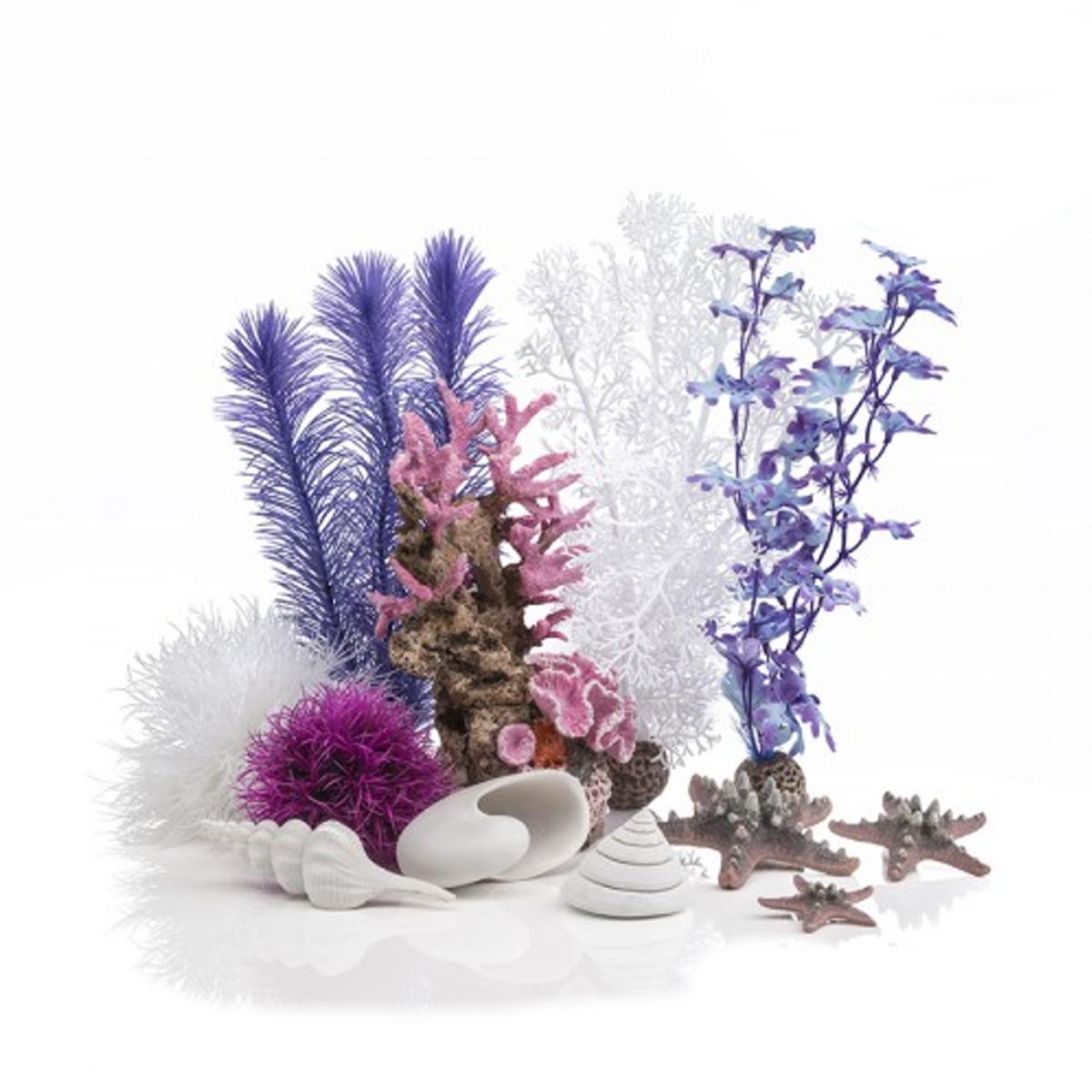 Oase biorb complete decor set kit decoration ornament for Aquarium decoration kits