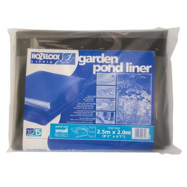 2 x 2.5m Prepacked Liner - Hozelock