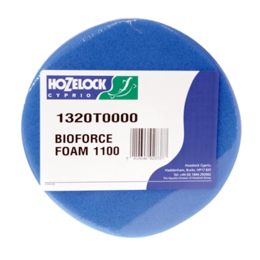Genuine Replacement Hozelock Bioforce 1100 Filter Foam (pre 2002)