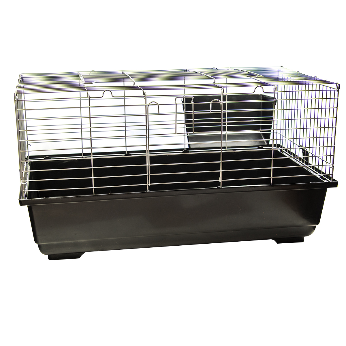 Perfect SINGLE LEVEL INDOOR RABBIT CAGE SMALL ANIMAL PET HOME RAT GUINEA  JH48