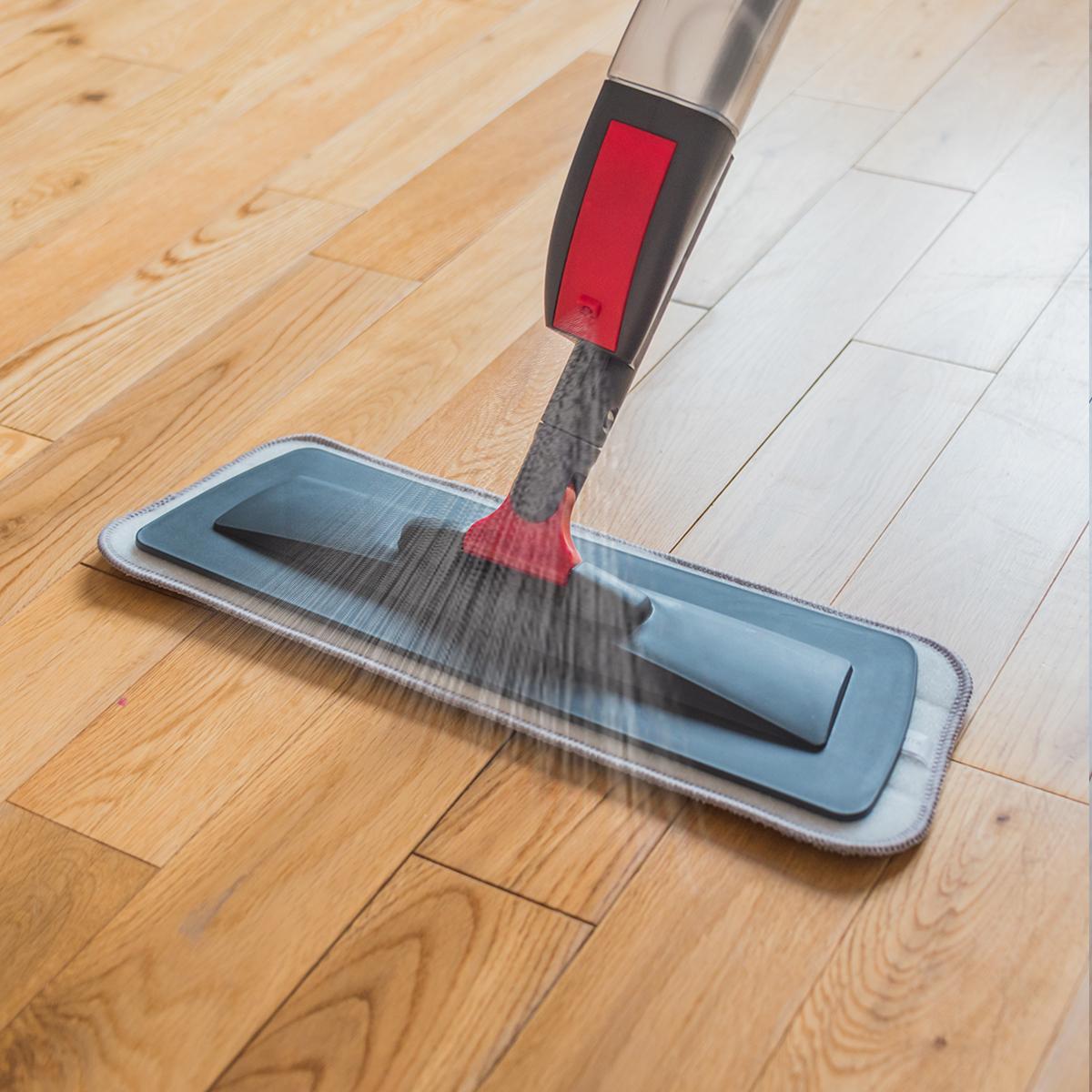 Grey floor spray mop microfibre water spraying home kitchen floor sentinel grey floor spray mop microfibre water spraying home kitchen floor tile cleaner doublecrazyfo Images