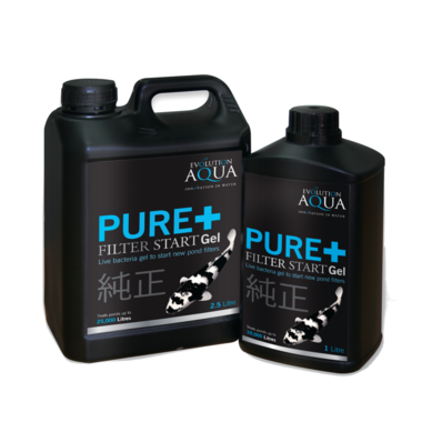 Evolution Aqua PURE+ Filter Start Gel