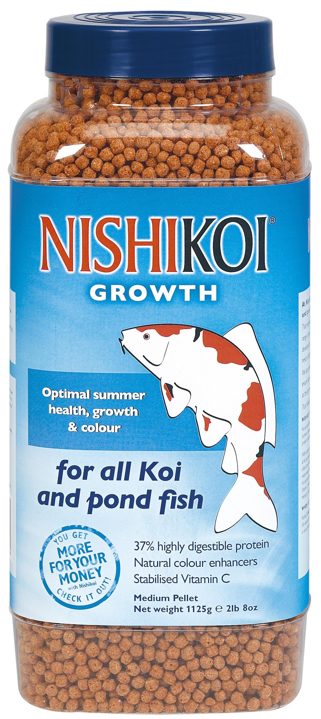 Growth Fish Food