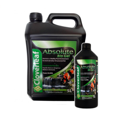 Cloverleaf Absolute Bio Gel - Nitrate and Ammonia Reducer