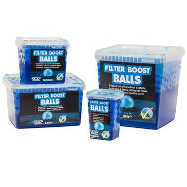 TAP Pond Filter Boost Balls
