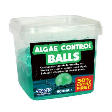TAP Green Algae Control Balls 500ml Pond Treatment + 50% Extra Free