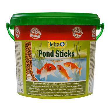 Tetra Floating Sticks 4 Litre 450g + 25% Extra Fill