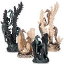 biOrb Seahorses on Coral Aquarium Ornaments