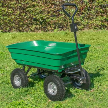 KCT Garden Tipper Cart